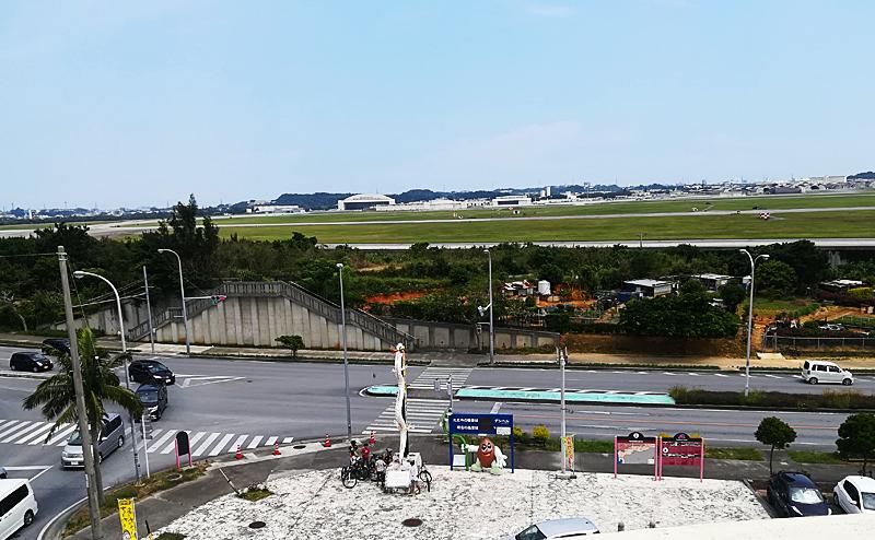 沖縄 観光 穴場 道の駅かでな 米軍基地