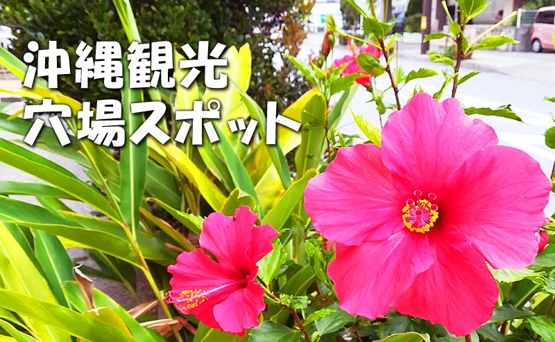 沖縄 観光 穴場